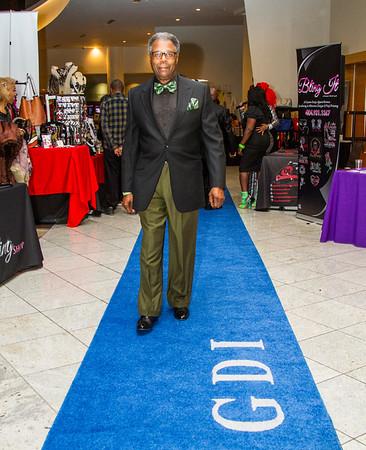 Good Deeds Main Event Blue carpet