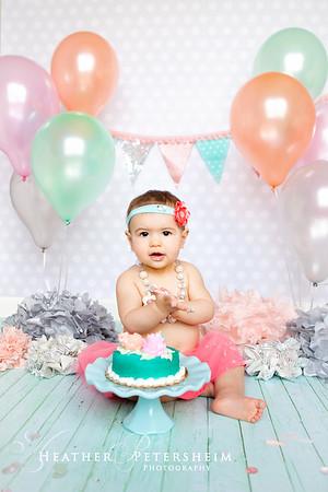 Birthdays & Cake Smashes