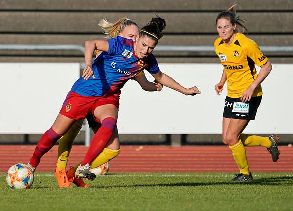 FC Basel 1893 Frauen - YB-Frauen / 3:4 / 15. November 2020