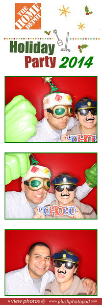 Home Depot Carrollton Holiday Party