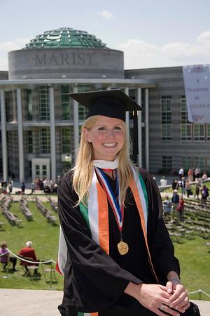 Marist College Graduation 2008