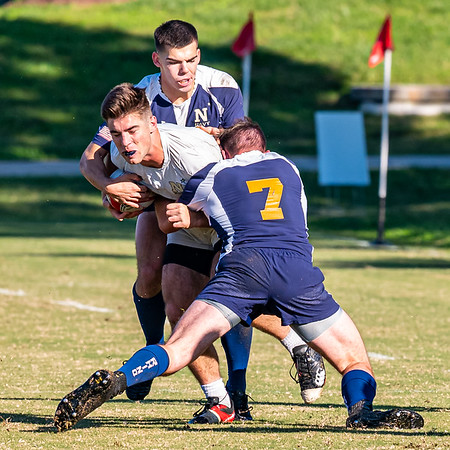NAVY Men's Rugby Blue vs Gold Scrimmage (10/03/2020)