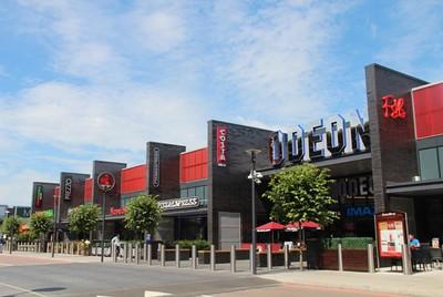 Milton Keynes- Retail