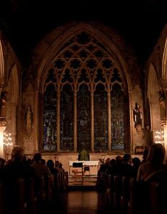 2010.11.07 : Hortus Musicus live at St Etheldreda's for LIFEM 2010