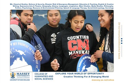 Massey University Open Day (Auckland)