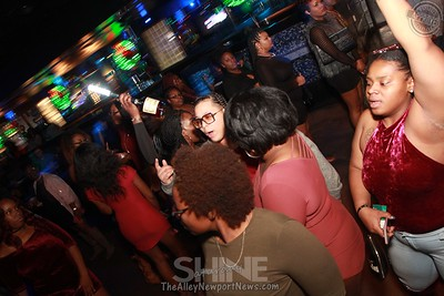 12.16.17 Shine Saturdays @ The Alley Newport News