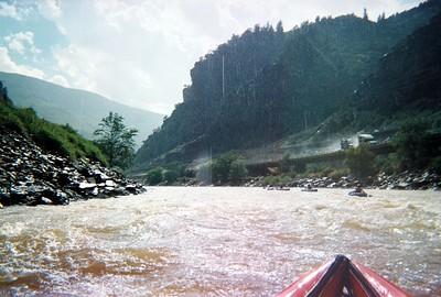 Whitewater Kayaking (CO)