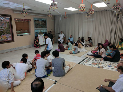 JSNE Shibir and Kids' Daycamp