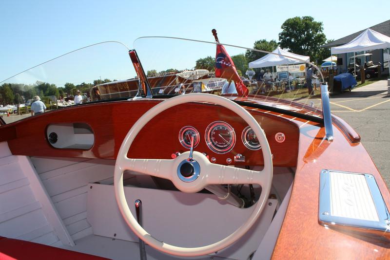 Algonac boat show
