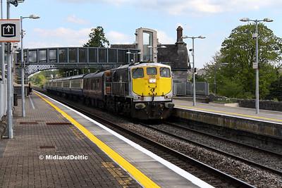 Portlaoise (Rail), 05-05-2017