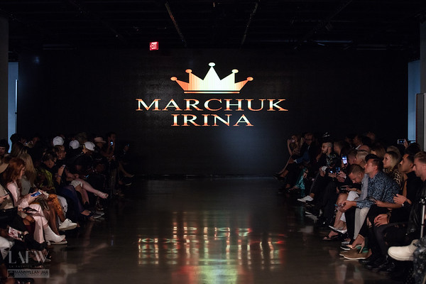 LAFW SS19 Irina Marchuk