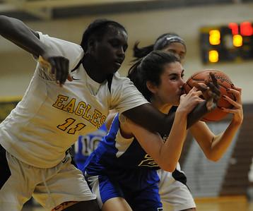 OP Rochester vs Ferndale girls basketball