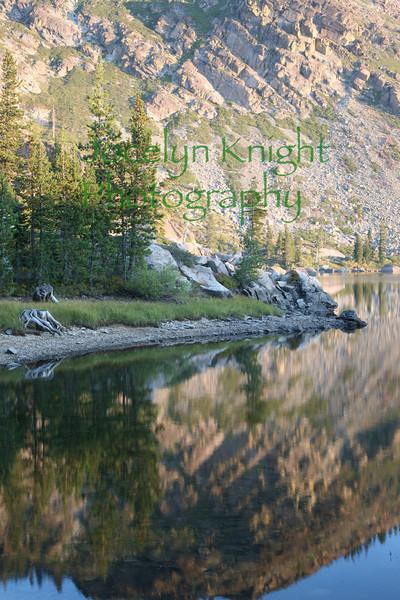 Mirror Lake and Long Lake Fall