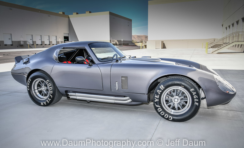65 Shelby American Cobra  Shoot