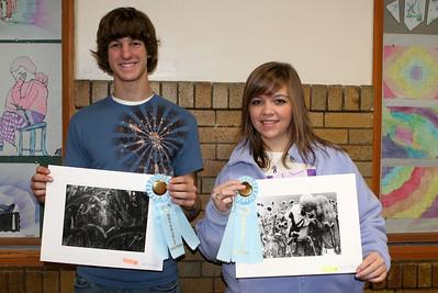 High School Classes - 2008-2009 - 11/3/2008 HS Art Students Fall Photo Contest