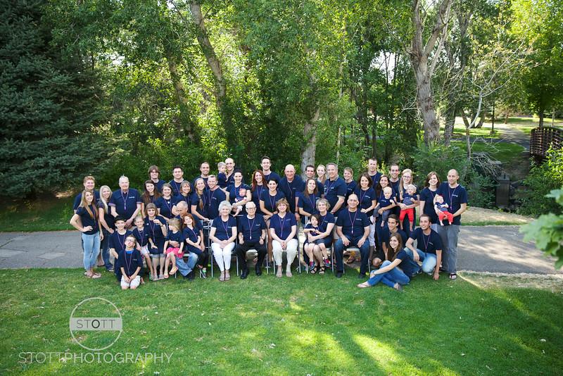 Clawson Family Renunion 2014