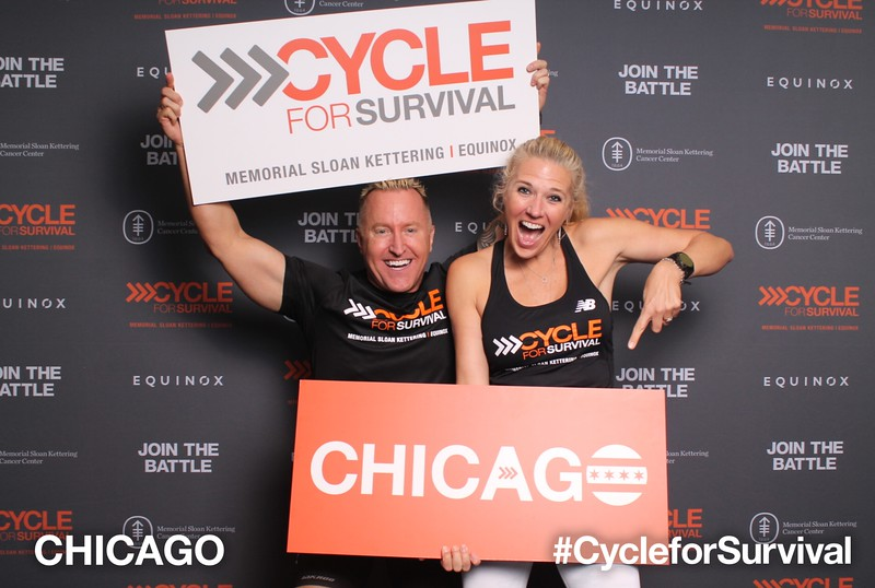 2/09/2018 Cycle For Survival Chicago