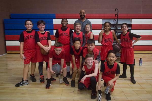 Doral Basketball 2-1-2020
