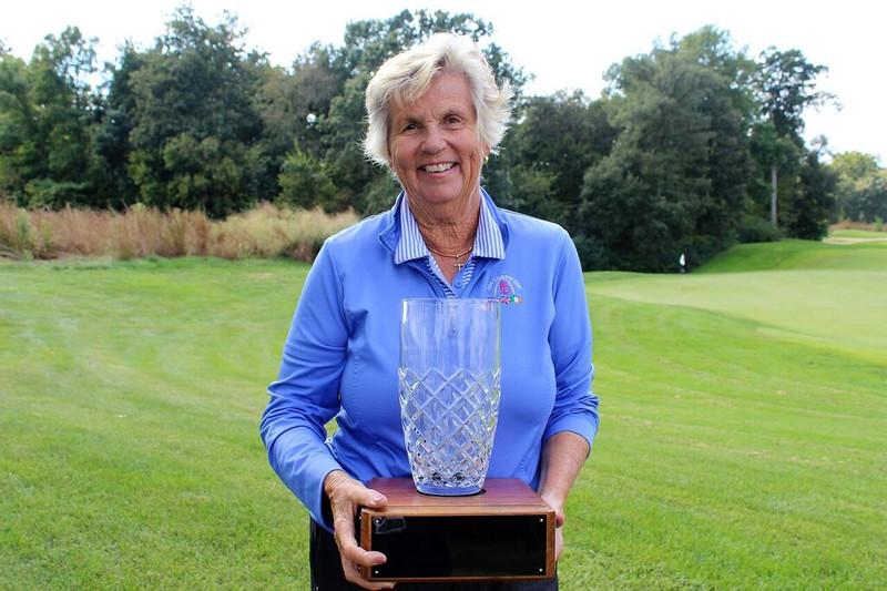 Barb Berkmeyer 2016 Senior Amateur Champion