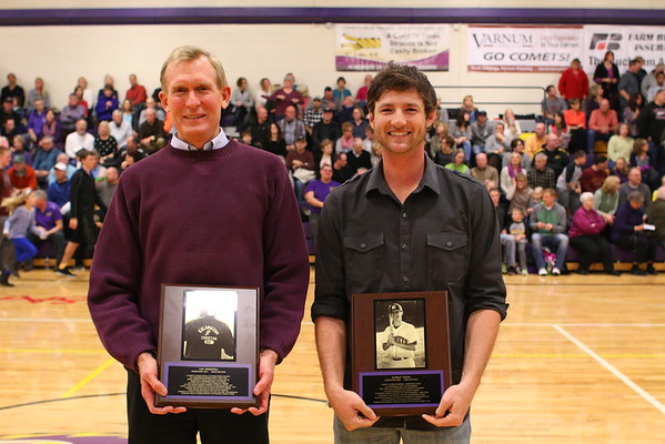 Hall of Fame Inductees - 1/29/16 - KCHS