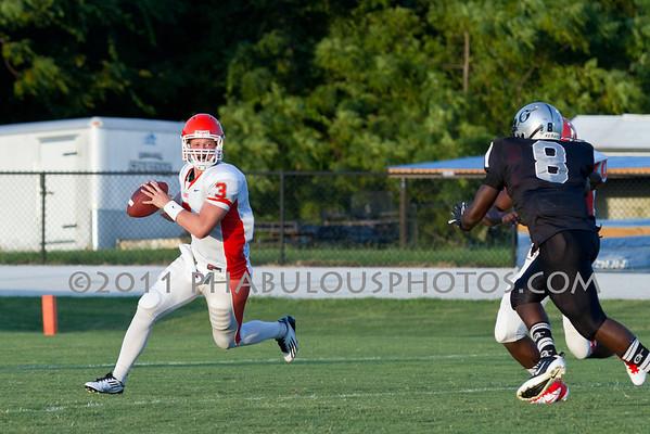 Boone Varsity Football #3 - 2011