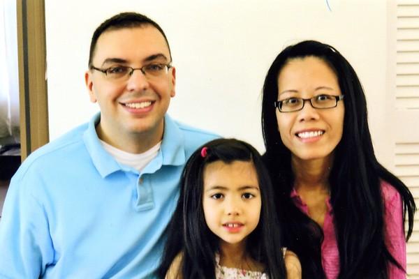 Randy Family Photos