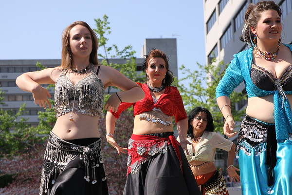 Debka and The Oasis Belly Dancers - 2009