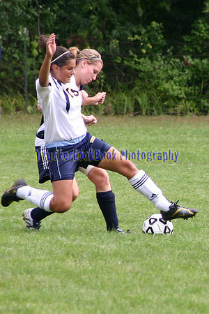 2007 Girls Soccer / Toledo Christian