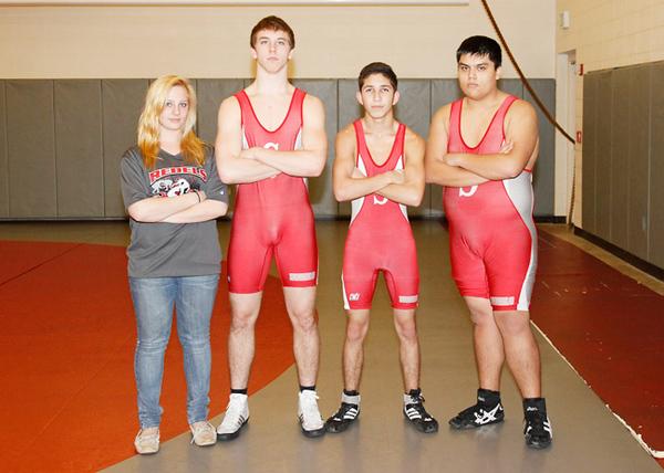 SNHS Wrestling Team 2012