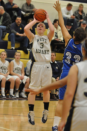 Woodburn vs. WA frosh\JV\Varsity Girls Basketball