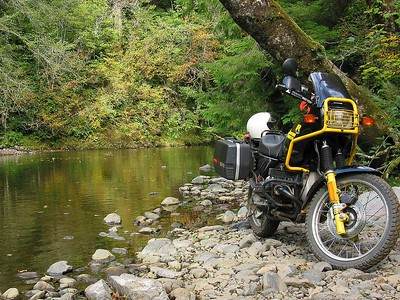 Kilchis River Ride
