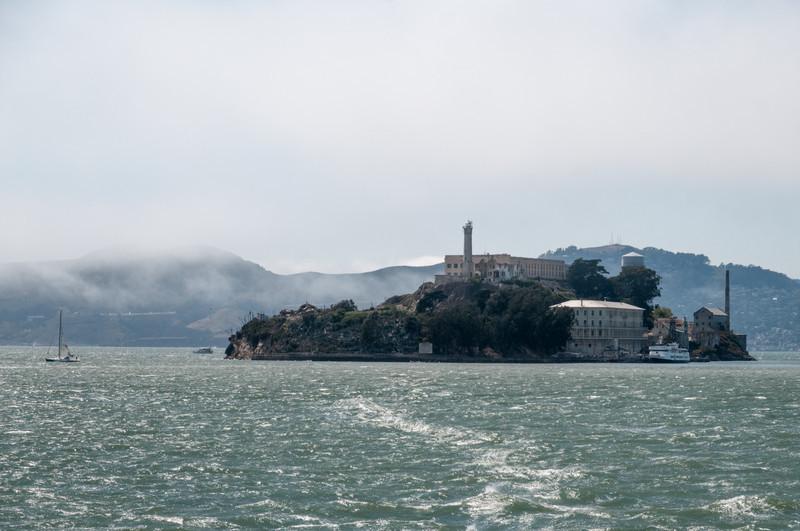 """Alcatraz, """"The Rock""""."""