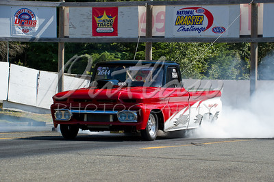 National Dragster Challenge - Coos Bay Speedway - August 14, 2011