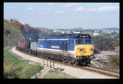 Class 50 Gala October 1993