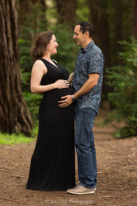 Candace and Shawn Maternity Shoot 7.14.19