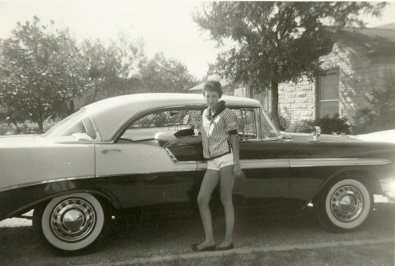 Patsy Jones, the future Patsy Stone (wife of Reedie Jr)