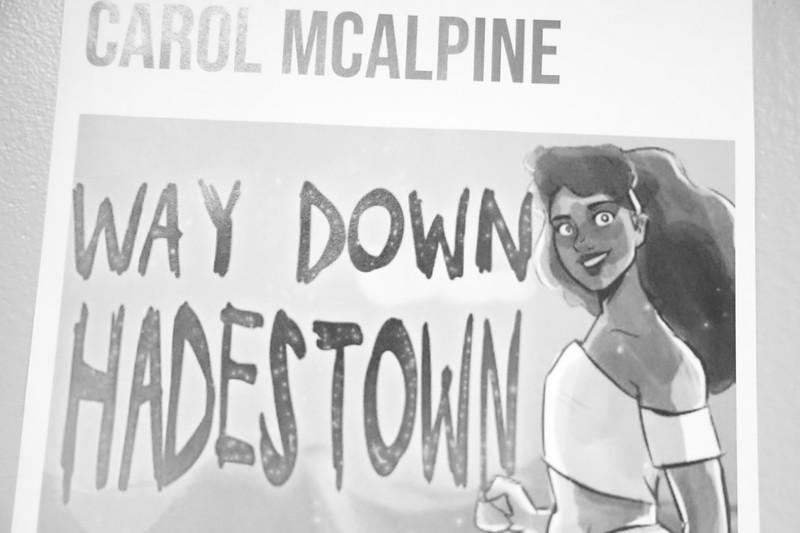 A2 7 Way down hades town Carol McAlpine
