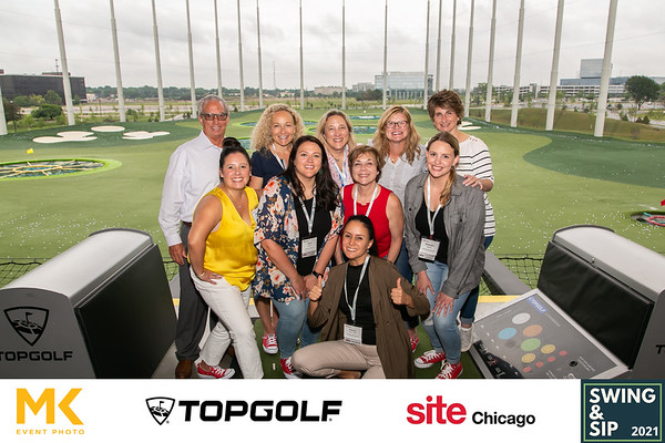 SITE Chicago Swing and Sip