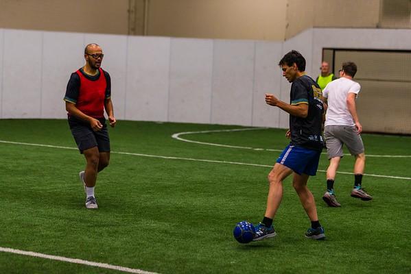 2016-10-19 Indoor Soccer