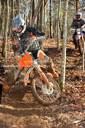2009/2010 Hare of the Dog Team Race at West Point TN NATRA