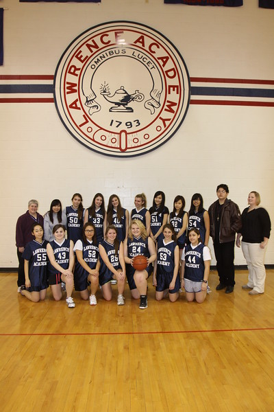 Basketball Girls Thirds