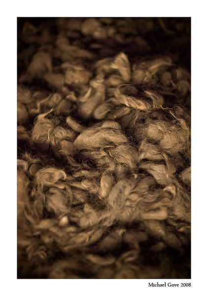 Dreadful showcase of human hair taken from victims and sold to make cloth (94618868).jpg