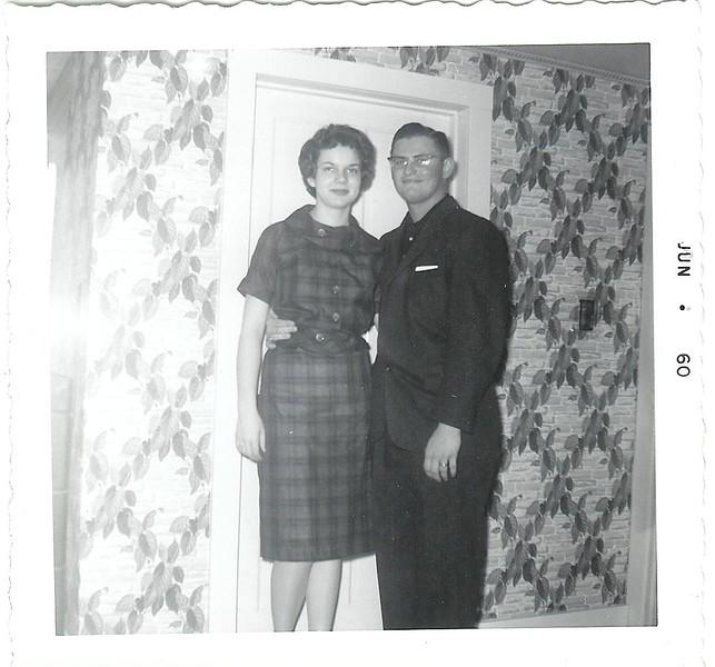 Carol Welch and Charles Hilton (1960)