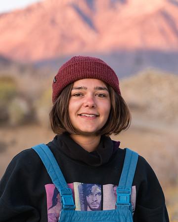 Eastern Sierra Nevada Field Trip