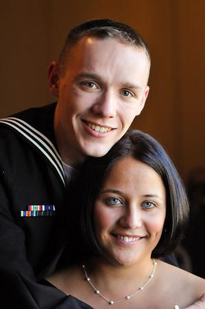 Andy and Miranda