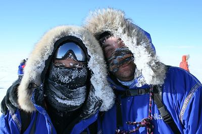 South Pole 2012