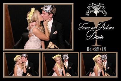 Rebecca and Trevor's Wedding