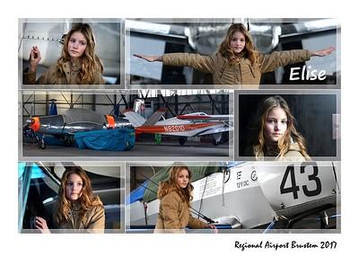 Elise @ Regional Airport Brustem 2017