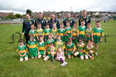 Newry Bosco Jack Mackin Memorial Tournament,Ballyholland Team.RS1431704