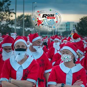 Run Run Santa 1 Mile, 2020